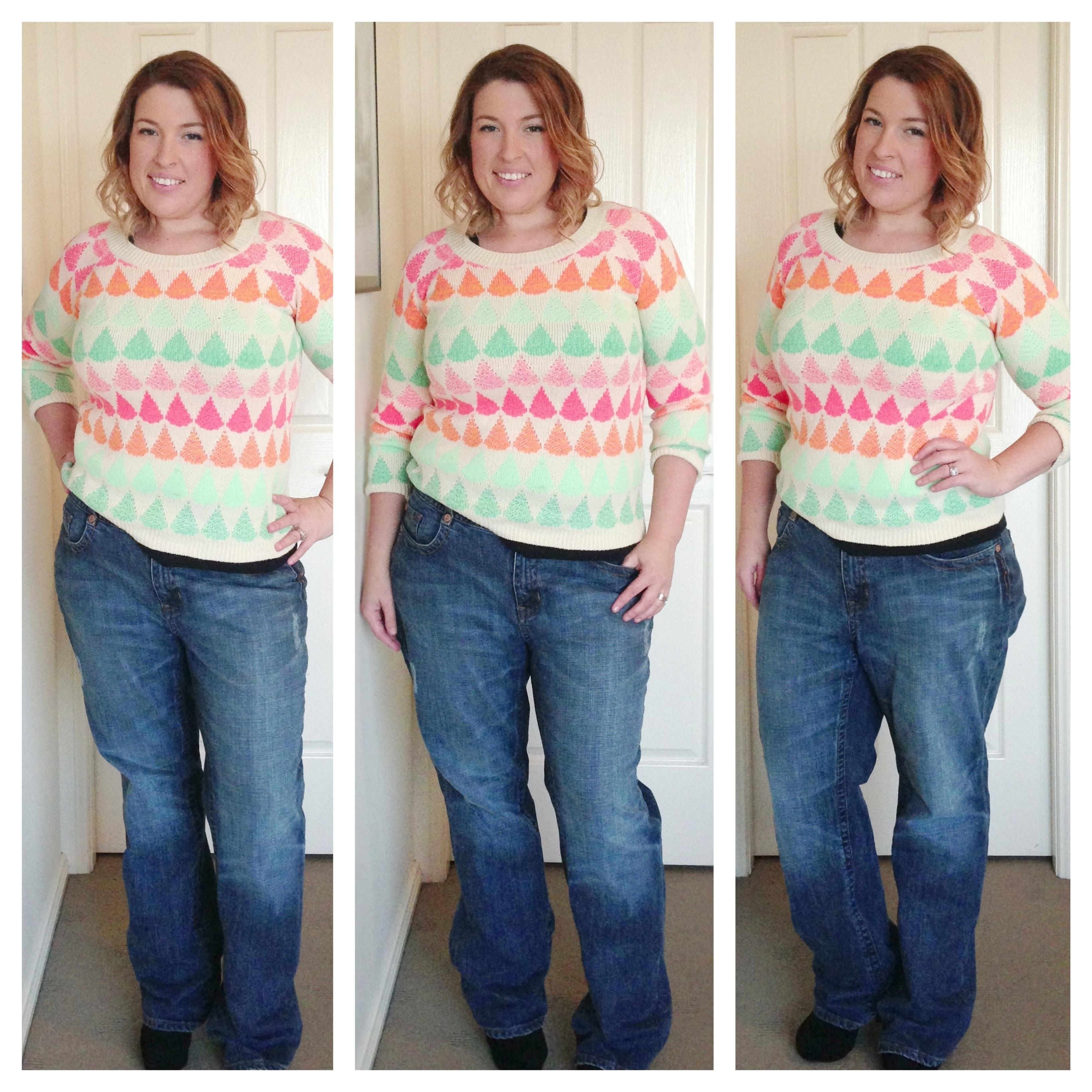 Plus size boyfriend jeans…? – iCurvy